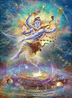 Om Namah Shivaya. More