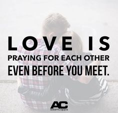 I've been praying for my wife since i was a very young boy resting his head on the bathtub wall. I was made strong and sharpened by iron and lifes trials by God, just for my one and only true love, Roni Jen Meyers-Peone *jmp