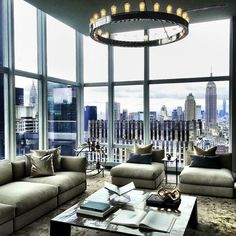 NYC #views!! #city #luxuryhomes #penthouse #luxuryhome #realestate #luxuryliving #interiordesign #love #citywalk #penthousesuite #luxuryhomedecor #luxury #homedesign #lifestyle #luxurydesign #home #architecture #nyc #motivation #mansion #night #queens #viproom #style #skyroom #interiors #house #design