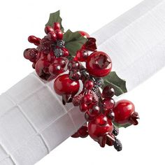 how to make napkin rings - Google Search