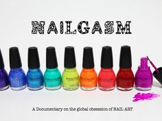 A kickstarter project to fund a documentary on nail art! Throw in a few bucks.