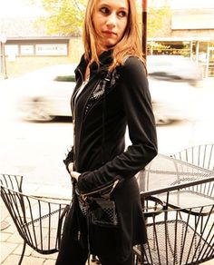 Love Love Dzhavael Couture 6233 Zip Front Jacket $129