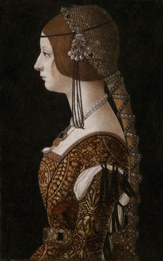 The Women around an Emperor: Bianca Maria Sforza - Medievalists.net