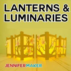 Download JenniferMaker DIY & Craft File Resource Library | Cricut ...