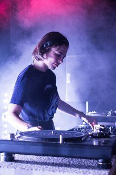 Nina Kraviz #edm #femaledj #techno #housemusic #trance