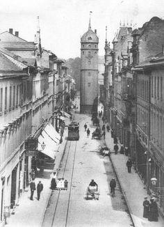 1900_Weißer Turm #Darmstadt