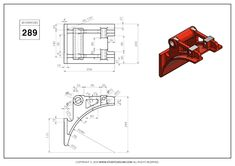 Cad Drawing, Drawing Practice, Autocad, Planer, Exercises, 3d, Drawings, Blog, Exercise Routines