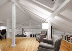Inês Brandão's conversion of a 50-year-old barn in Leiria, Portugal into a family home.