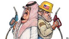 The new economics of oil: Sheikhs v shale | The Economist