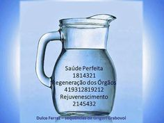 Miracle Water Perfect health 1814321 regeneration of organs 419312819212 rejuvenation 2145432