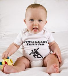 Hey, I found this really awesome Etsy listing at https://www.etsy.com/listing/129437034/ultimate-frisbee-baby-onesie-future