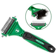K9KONNECTION Double Sided Dematting Comb