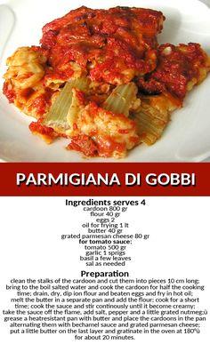 cibo cucina italiana italian couisine Frying Oil, Tomato Sauce, Tandoori Chicken, Parmesan, Garlic, Ethnic Recipes, Food, Tomato Gravy, Essen