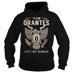 Team ORANTES Lifetime Member - Last Name, Surname T-Shirt - #tshirt cutting #tshirt fashion. Team ORANTES Lifetime Member - Last Name, Surname T-Shirt, disney sweatshirt,vintage sweater. SECURE CHECKOUT =>...