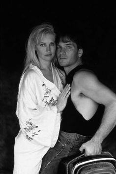 Patrick and Lisa Swazye Dirty Dancing, Nicola Kidman, Patrick Swazey, Lisa Niemi, Patrick Wayne, Sam Elliott, Photo Souvenir, Famous Couples, Happy Couples