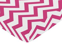 Fitted Crib Sheet for Hot Pink and White Chevron Collecti... https://www.amazon.com/dp/B00KPZISKE/ref=cm_sw_r_pi_dp_pfUCxb17CA7H8