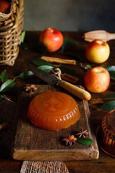 Yerbabuena en la cocina: Dulce de manzana