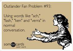 'Outlander' Ecards