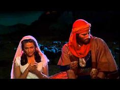 The Ten Commandments (movie 1956) - Moses and Sephora