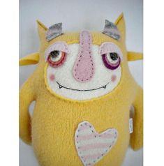 Новые игрушки из старых свитеров: творческий подход Amanda Katzenmeyer - Ярмарка Мастеров - ручная работа, handmade
