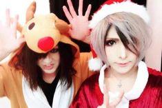 Daisuke and Teru Versailles, Anime, Rock, Skirt, Cartoon Movies, Locks, The Rock, Anime Music, Rock Music