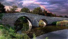 Vieux pont de France