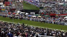 In pictures: Epsom Derby 2015, Surrey, 6 June 2015.