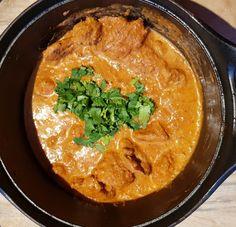 Indiase Butter Chicken - RECEPT