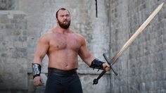 The Mountain from 'Game of Thrones' is Iceland's strongest man for the fifth straight year - http://www.baindaily.com/the-mountain-from-game-of-thrones-is-icelands-strongest-man-for-the-fifth-straight-year/