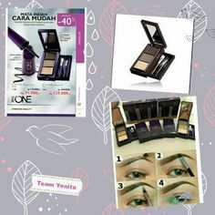Ginbers Butik: Oriflame Fokus Product Bulan Oktober The One Eyebr...