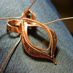 Biżuteria artystyczna.Biżuteria wire wrapping. Makrama - bransoletki makramowe. Biżuteria personalizowana