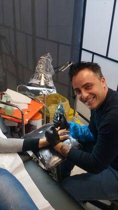 Tattoo Work studio Buena Suerte Max36tattoo artist