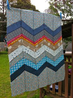 By BeaSpoke Quilts--easy and scrappy