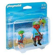 Playmobil - 310351 - 5164 - Duo Pack Pirate Et Enfant Pirate, http://www.amazon.fr/dp/B00O4E20QK/ref=cm_sw_r_pi_awdl_4s.-vb0N09XH8
