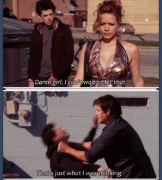 Season 9 Episode 10 Hardcore Will Never Die, But You Will Best Tv Shows, Best Shows Ever, Favorite Tv Shows, Movies And Tv Shows, Peyton Sawyer, One Tree Hill Seasons, People Always Leave, One Tree Hill Quotes, Nathan Scott