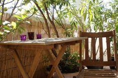 Brise-vue balcon en bambou pour mieux protéger votre vie privée!