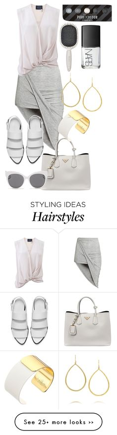 """White Summer"" by zoe-keredy on Polyvore"