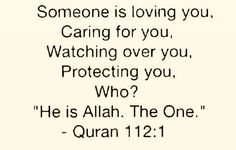 Allah the One & Only! ☝️