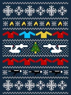 captains christmas sweater t shirt star trek