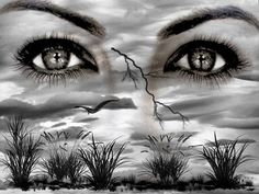 Eyes of Imagination.... See the World In My Eyes....
