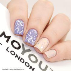 Пластина для стемпинга MoYou London Origami 09 - купить с доставкой по Москве, CПб и всей России.