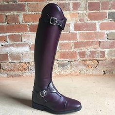 Celeris aubergine with croc/diamente detail // ☪Pinterest → FrenchFanGirl ☼