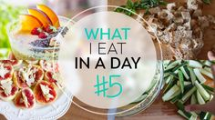 Cosa mangio in 1 giorno #5 | What I eat in a day