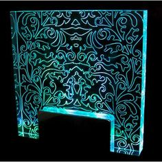 Then...you could always engrave a piece of acrylic panel and add a light source - Let you imagination go nuts with this one!!!  ;)