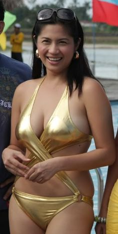 Filipinas-Beauty: Ex-Bubble Gang Cast Diana Zubiri