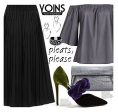 """Yoins"" by fattie-zara ❤ liked on Polyvore featuring Marco de Vincenzo"