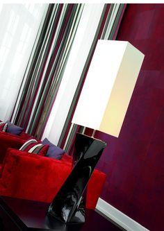 Kler Accessories ceramiczna lampa stolikowa / lamp