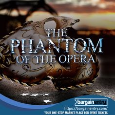 The Phantom Of The Opera Tickets Theater Tickets, Musical Tickets, Concert Tickets, Sporting Event Tickets, Buy Tickets Online, Ticket Sales, Broadway Theatre, Phantom Of The Opera