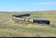 RailPictures.Net Photo: UP 844 Union Pacific Steam 4-8-4 at Cheyenne, Wyoming by Ryan Nicolay