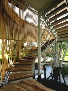 竹のアーキテクチャ